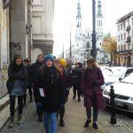 Warsaw city tour, Photo: Lena Schrieb