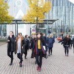 Leipzig city tour, Photo: Anna Karczyńska