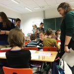 School Leipzig, Photo: Anna Wójcik