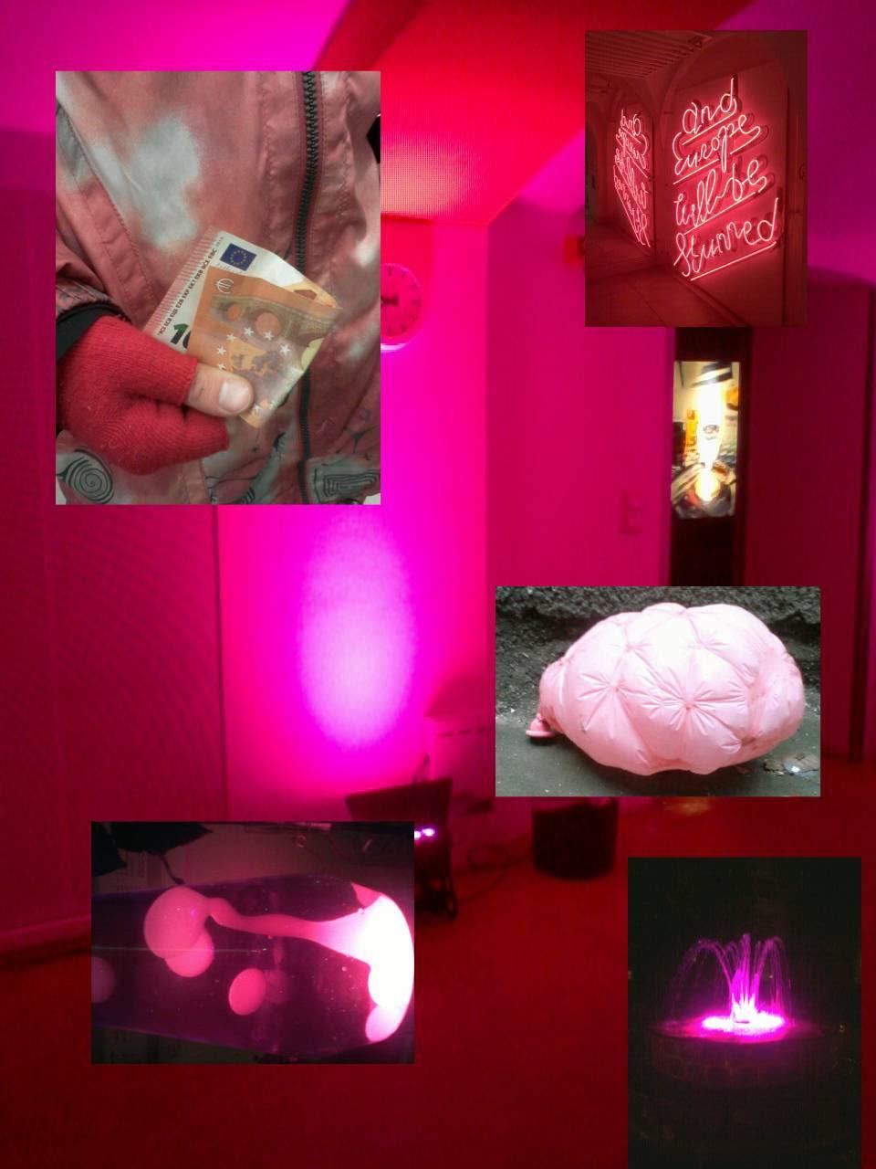 Screenshot einer virtuellen Ausstellung