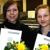 Claudia Schier und Anika Rockmann